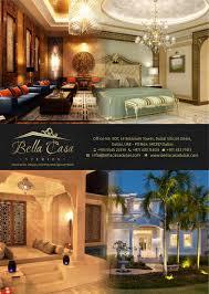 uae residential interior designer call bella casa dubai