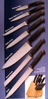 steel kitchen classic 13 piece knife block set