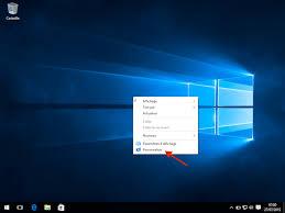 arri e plan bureau windows 7 comment changer le fond d écran de windows 10