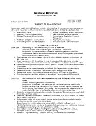 Public Health Resume Objective Public Administration Resume Resume Sample