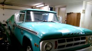dodge truck options 1968 dodge d 200 cer special with options