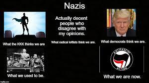What We Think We Do Meme - nazis imgflip