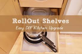 Pull Out Storage For Kitchen Cabinets Ana White Pull Out Cabinet Drawers Diy 2017 Also Shelves For