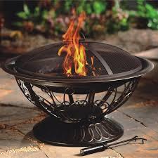 Burning Pit Of Fire - az patio heaters wood burning fire pit u0026 reviews wayfair