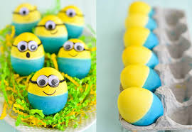 Easter Egg Decorating Minions by 5 Egg Dyeing Ideas That Don U0027t Require A Degree In Art U2013 Urbanmoms