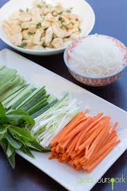 where to buy rice wrappers rice paper rolls chicken recipes grab your spork