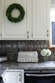 Kitchen Cabinets That Look Like Furniture Painted Kitchen Cabinets Three Years Later Confessions Of A