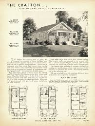 craftsman bungalow floor plans the crafton perhaps sears most popular kit home sears modern homes