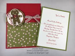 i is for invitation just stampin u0027