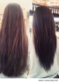 hair styles cut hair in layers and make curls or flicks v layered haircut before and after pinning for when my hair