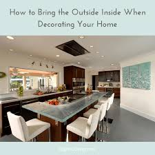 interior decorating how to bring the outdoors in dig this design