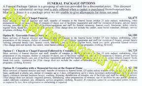 how to plan a funeral funeral home business plan pdf pet russons packages 2 cmerge