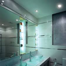 Recessed Light Bathroom Lighting