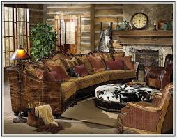 Awesome Western Living Room Furniture Images Home Design Ideas - Western decor ideas for living room