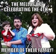 Baby Announcement Meme - how we announced our pregnancy on the 4th of july someday baby