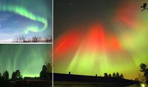 when and where can you see the northern lights aurora borealis can be seen from britain tonight nature news