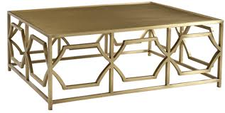 table rental brushed gold deco coffee table ooh events design center