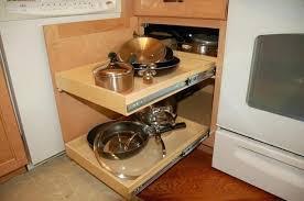 Kitchen Bookshelf Cabinet Kitchen Cabinet Pull Out Shelf U2013 Seasparrows Co