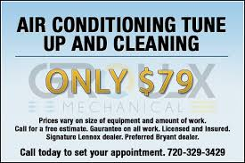 Tune Up Estimate by Specials Groulx Mechanical Heating Cooling