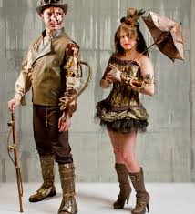 spirit halloween dress code steampunk costumes