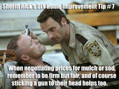 Dead Phone Meme - the walking dead s sheriff rick grimes mistakes who is on the