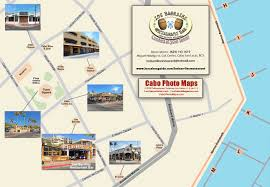 Los Cabos Mexico Map by Los Barrilles Archives Cabo Photo Maps