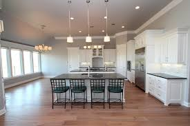 blue pearl granite kitchen transitional with white cabinets faucets