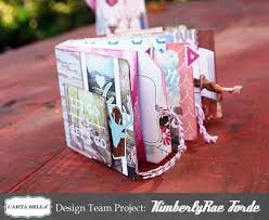 pocket photo album diy pocket mini album kreations by kimberlyrae