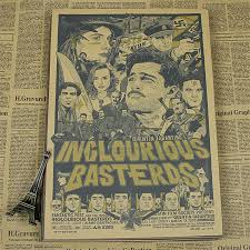 new 2016 cuadros retro kraft movie poster antique wall art crafts