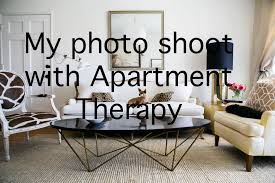 apartment therapy photo shoot with apartment therapy staying minimal youtube