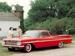 Classic Chevrolet Trucks - chevrolet el camino 1959 off road vehicles u0026 pickups u0026 vans