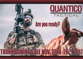 quantico tactical thursday thanksgiving sale soldier systems daily