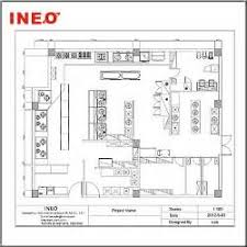 Restaurant Kitchen Layout Design Fast Food Kitchen Layout Kitchen