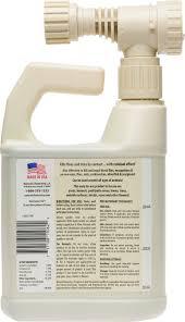 natural chemistry de flea yard spray 32 oz spray chewy com