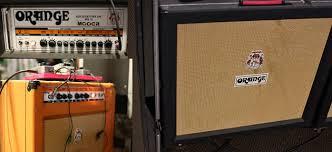 Orange Cabinet 4x12 Rig Rundown The Devil Wears Prada Premier Guitar