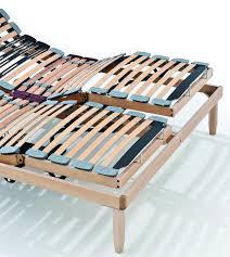 rete e materasso matrimoniale offerte rete legno motorizzata con alzate elettirche separate lemon