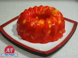 gelatina de mango con chamoy cocina pinterest jello