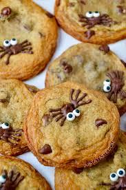 halloween chocolate background halloween chocolate chip cookies just a taste