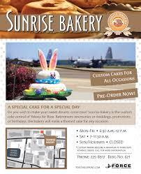 Yokota Air Base Map Sunrise Bakery U2013 Yokota Fss
