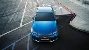 sporty lexus blue lexus gs f sports sedan lexus uk