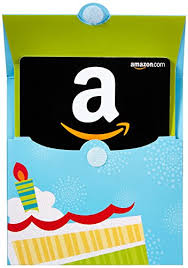 amazon com amazon com gift card in a birthday reveal gift cards
