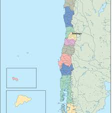 Map Chile Chile Vector Map Eps Illustrator Map Our Cartographers Have