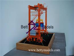 tower crane models traveling crane model making 1 15 machine models