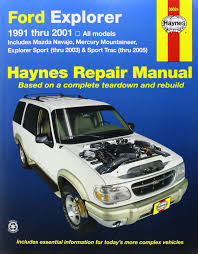 online car repair manuals free 2005 mercury mountaineer windshield wipe control ford explorer 1991 2001 explorer sport thru 2003 sport trac 2005