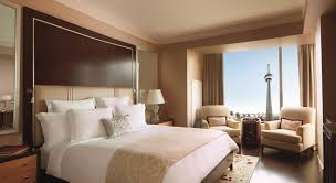 the top 10 boutique hotels in toronto room with a view at the ritz courtesy of ritz carlton toronto