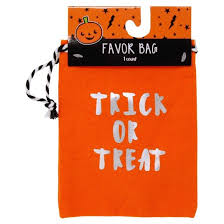 favor bag 8 packs of 1 favor bag trick or treat bullseye s playground