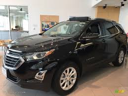 2018 mosaic black metallic chevrolet equinox lt awd 120018030