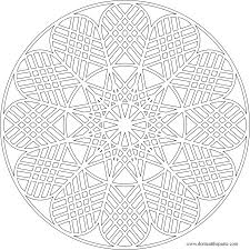 impressive printable mandala coloring pages with mandala coloring