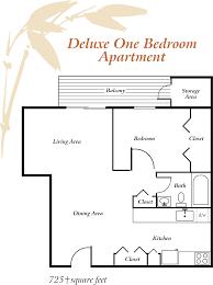 one bedroom floor plan floor plans of southwind apartments in wallingford ct