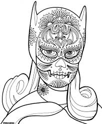 los muertos coloring pages simonschoolblogcom thirsty
